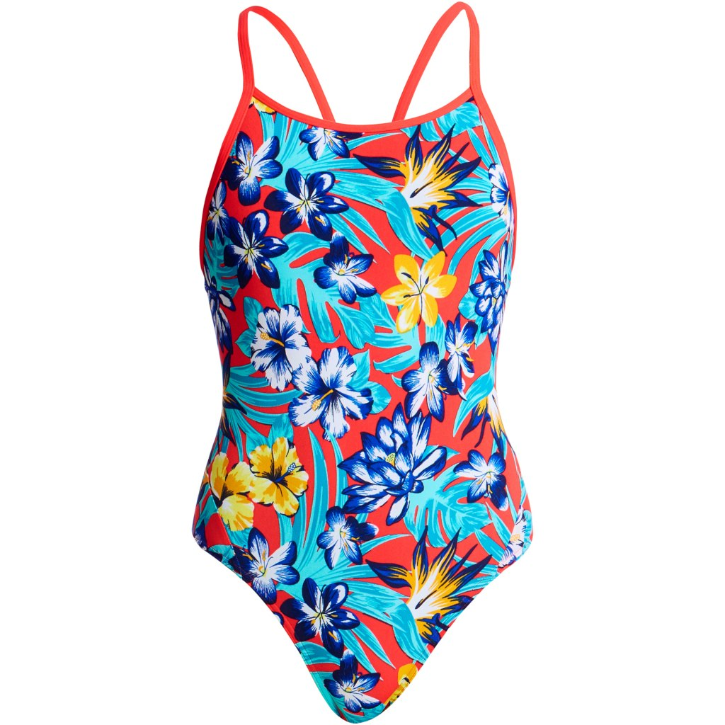 Funkita Girls Diamond Back One Piece Swimsuit - Aloha From Hawaii