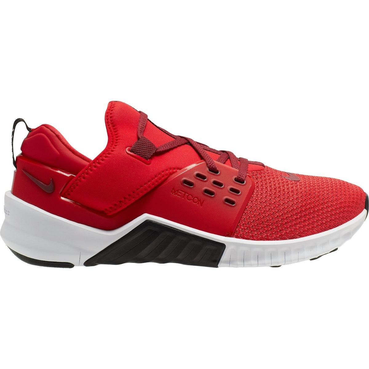 Foto de Nike Free X Metcon 2 Men's Training Shoe - university red/team red-black-white AQ8306-601