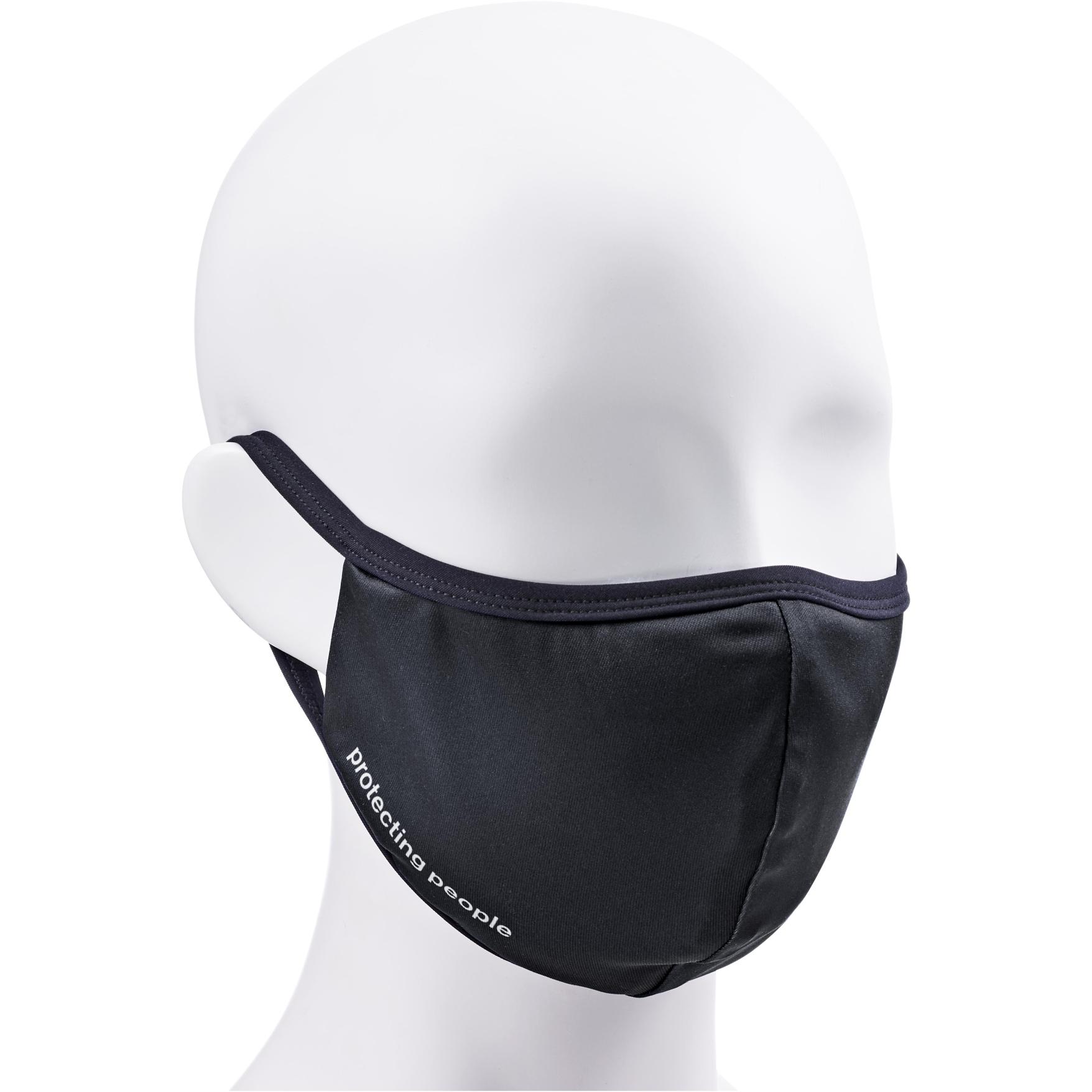 Image of Uvex Face Mask - black