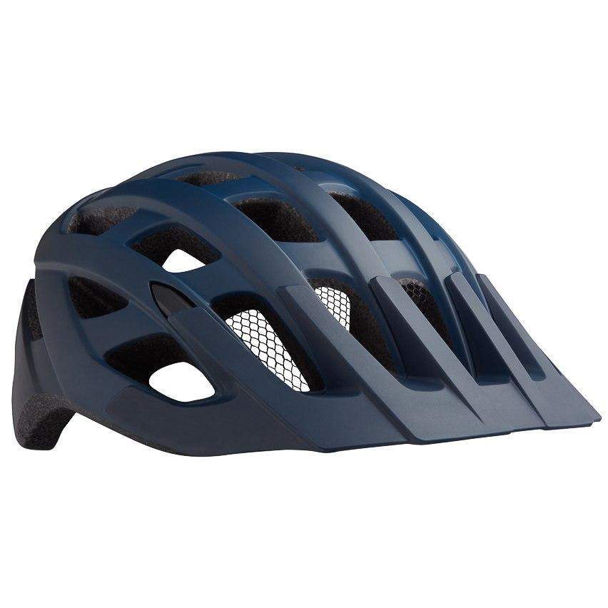 Lazer Roller + Net Helm - matte blue black