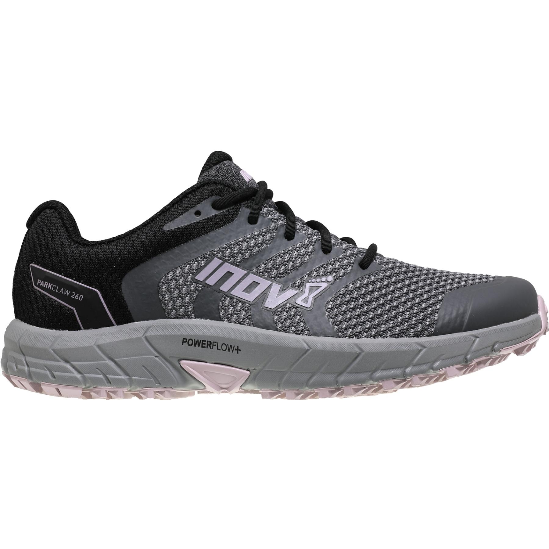 Produktbild von Inov-8 Parkclaw™ 260 Knit (W) Damen Laufschuhe - grey/black/pink