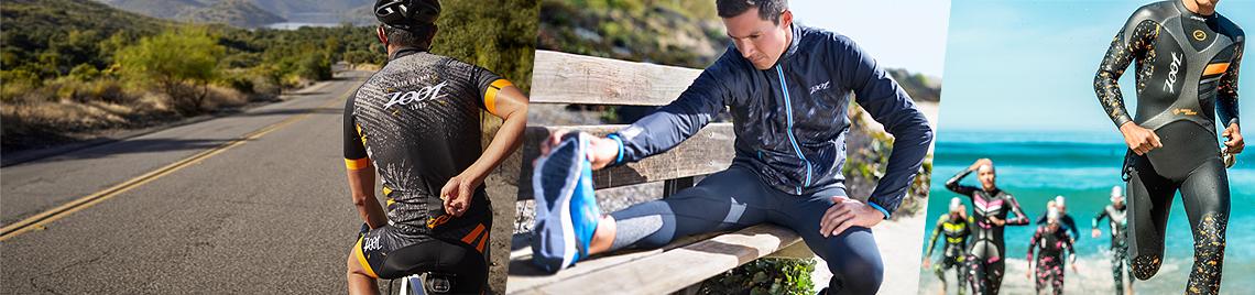 ZOOT – Hochwertige Kleidung, Wetsuits, Schuhe für Triathlon