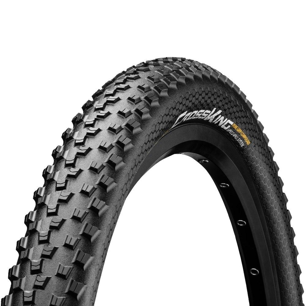 Continental Cross King II Performance MTB-Folding Tire 27.5x2.3 Inch