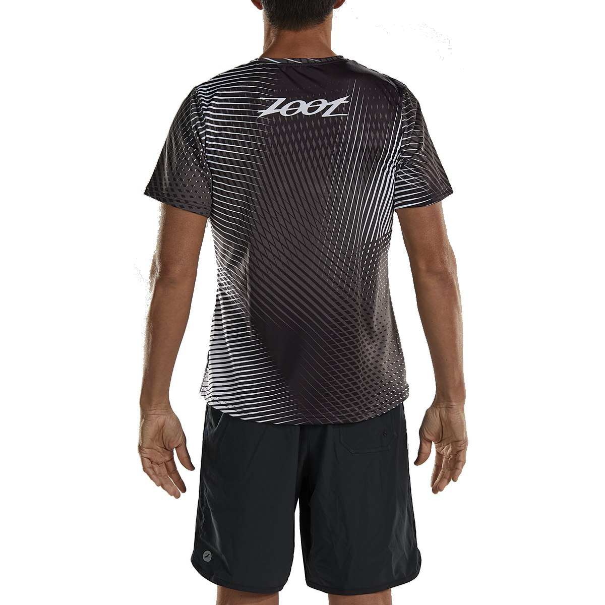 Bild von ZOOT Men's Run LTD Tee Laufshirt - stoke