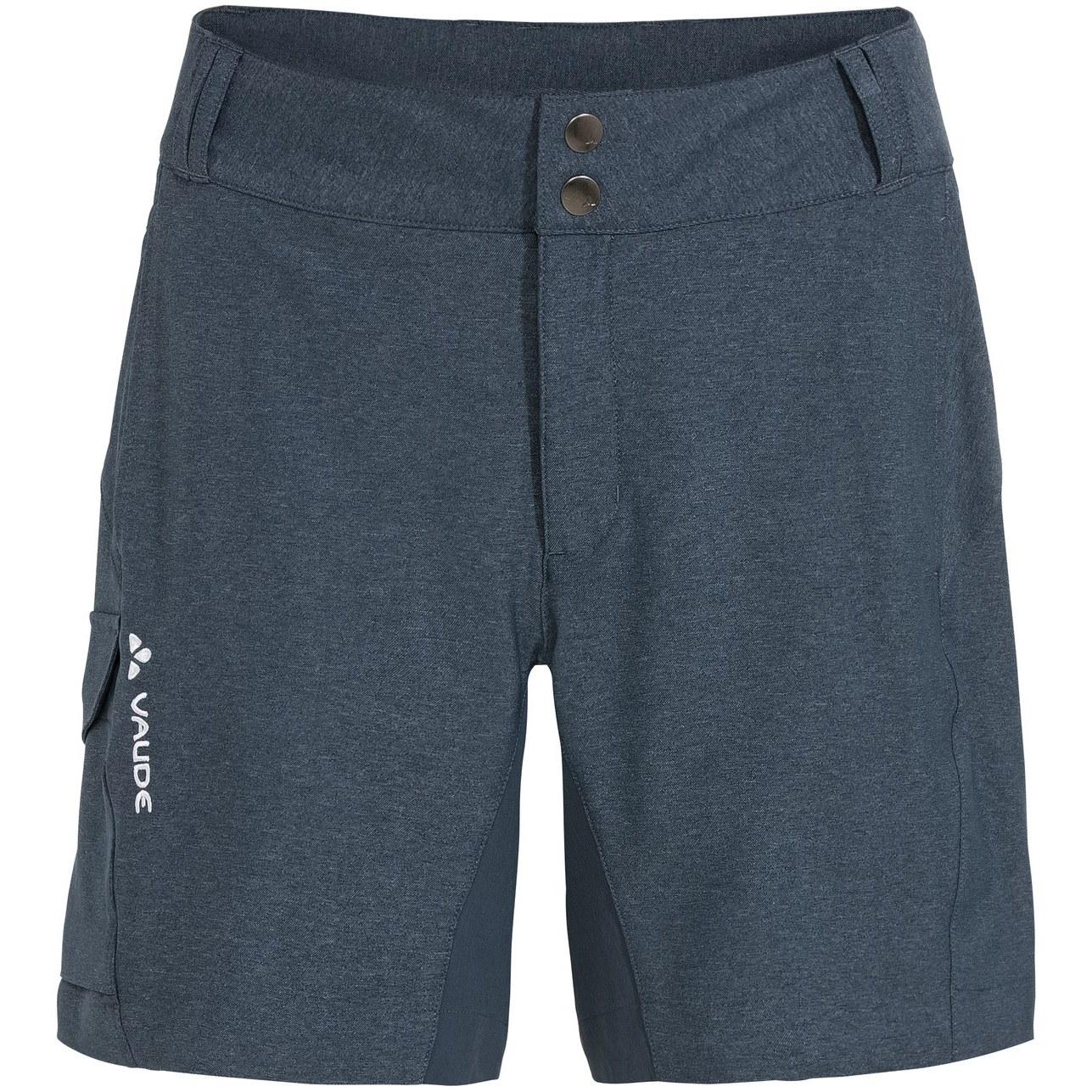 Vaude Tremalzini Damen Shorts - steelblue
