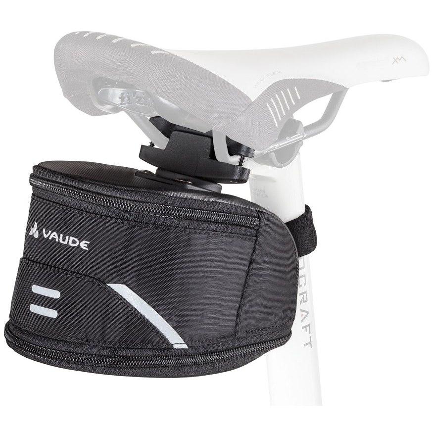 Image of Vaude Tool L Saddle Bag - black