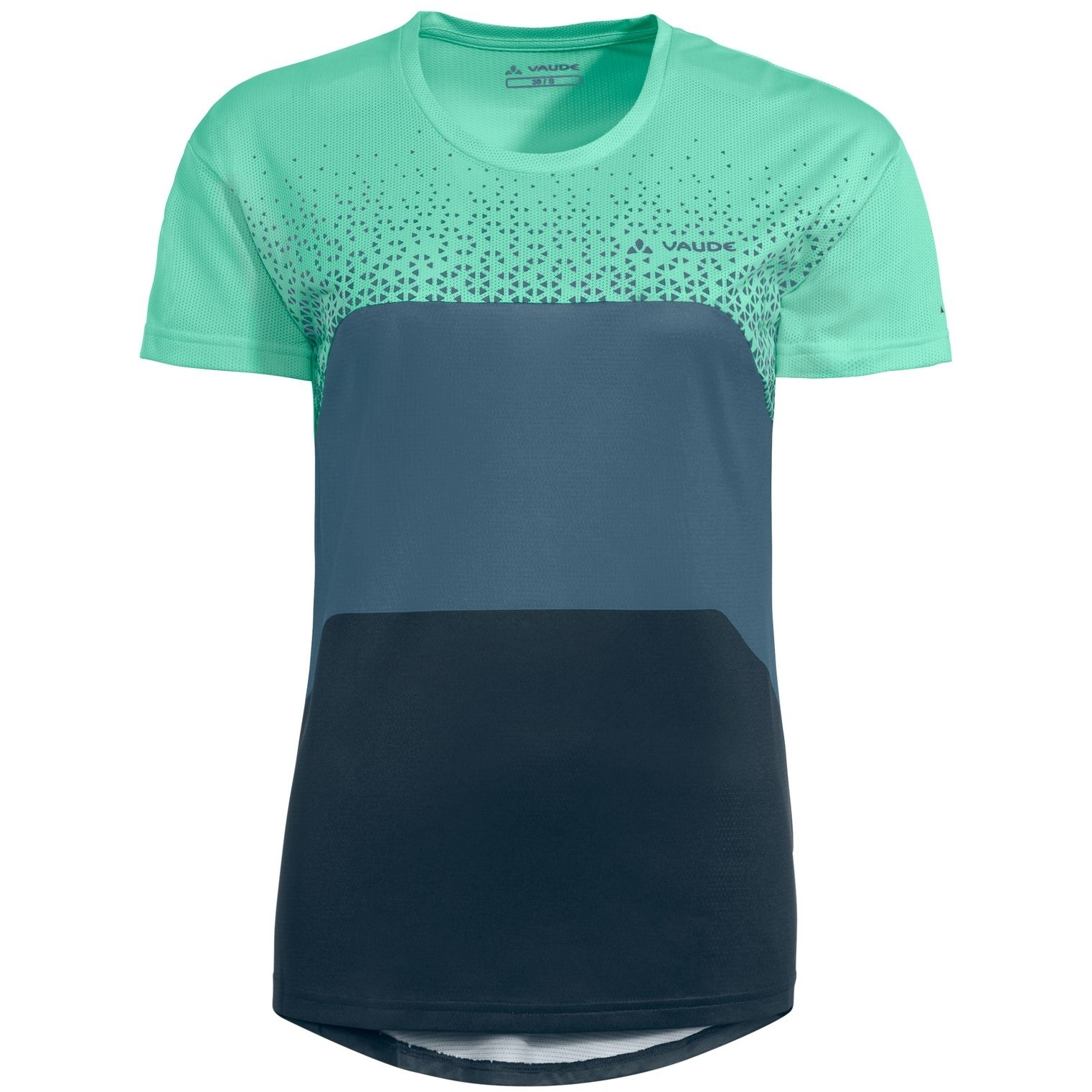 Vaude Moab VI Damen T-Shirt MTB - opal mint