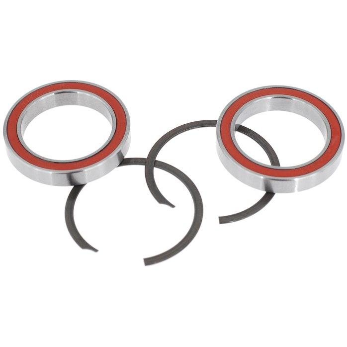 Wheels Manufacturing BB30 Schrägkugellager und Sprengring Kit - BB42-68/73-30