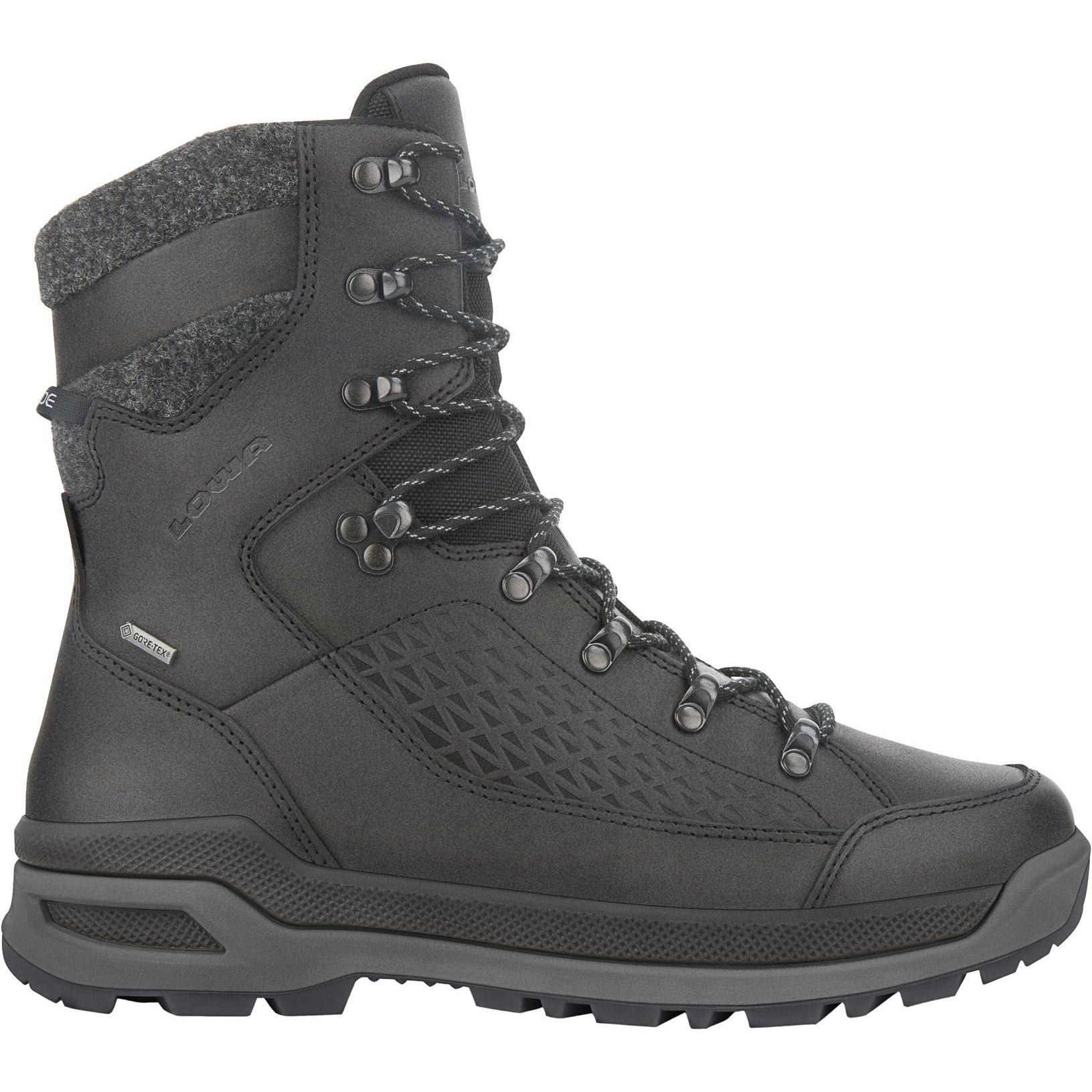 LOWA Renegade EVO Ice GTX Winter Shoe - black