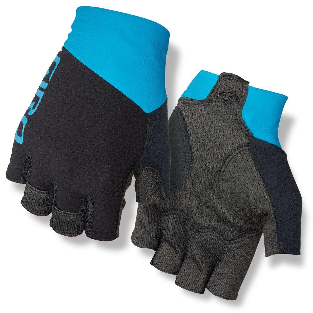 Image of Giro Zero CS Gloves - blue jewel/black