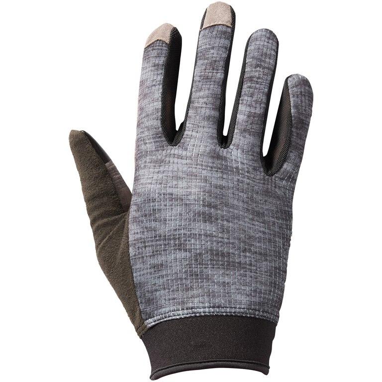 Vaude Men's Dyce Gloves II Vollfinger-Handschuh - black