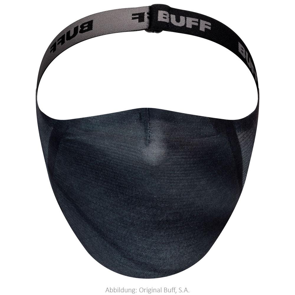 Buff® Filter Mask Protection - Vivid Grey
