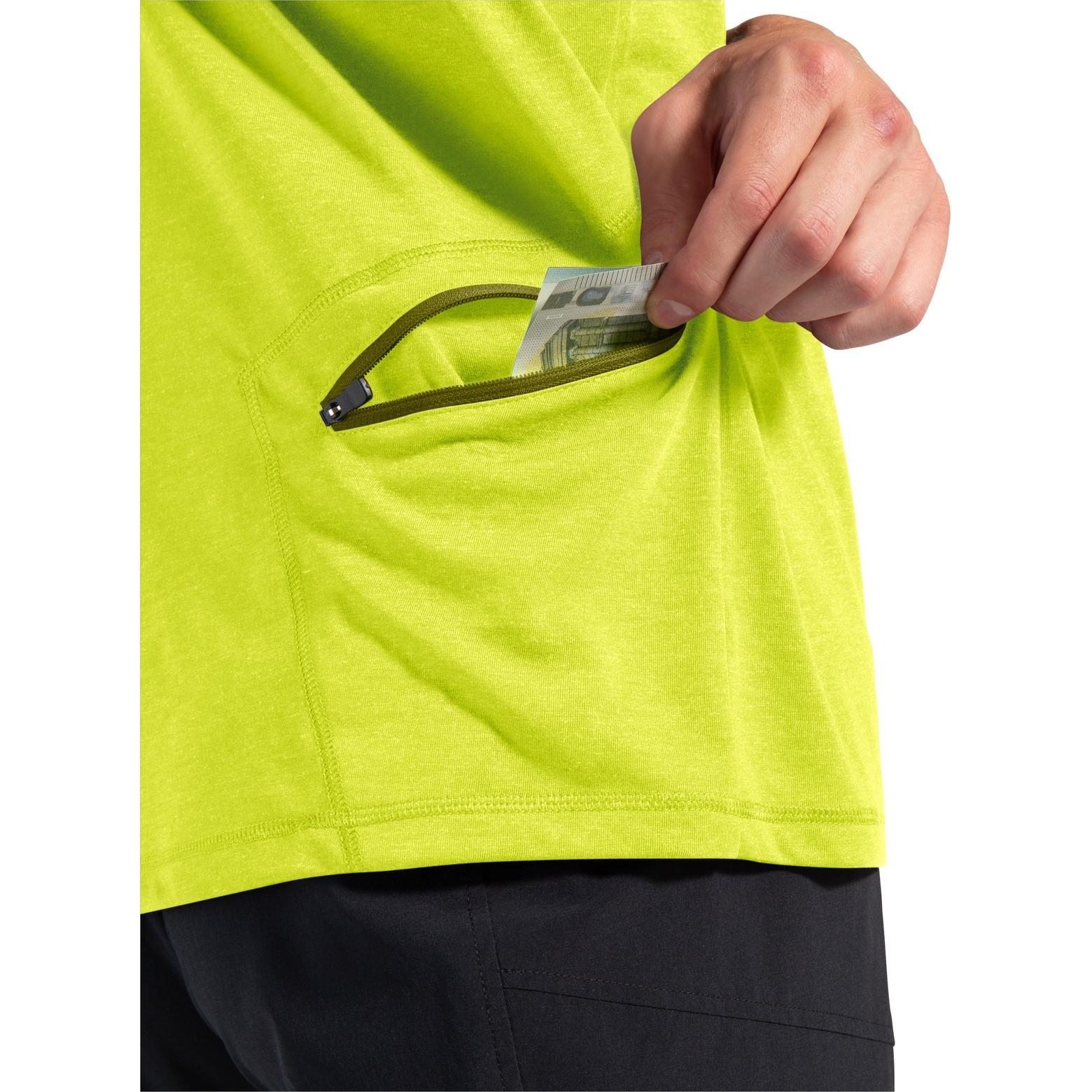 Bild von Vaude Tremalzo Shirt IV - bright green/black