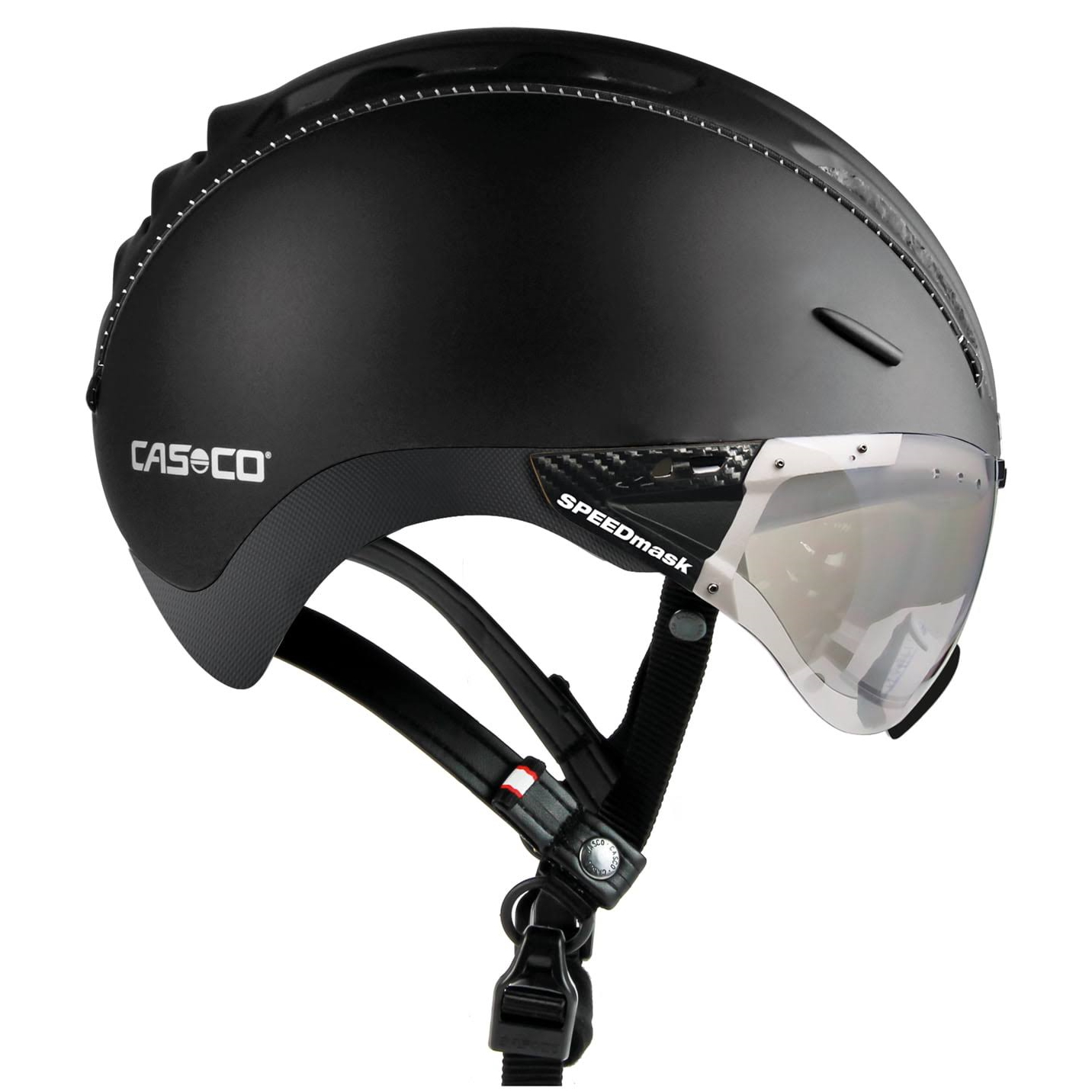 Casco Roadster Plus Helmet - black matt
