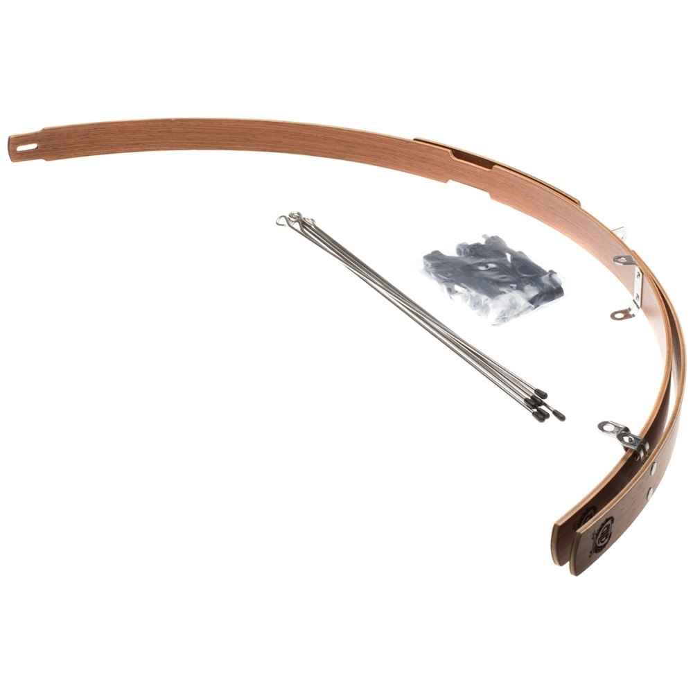 BLB Classic Wood Fenders - brown