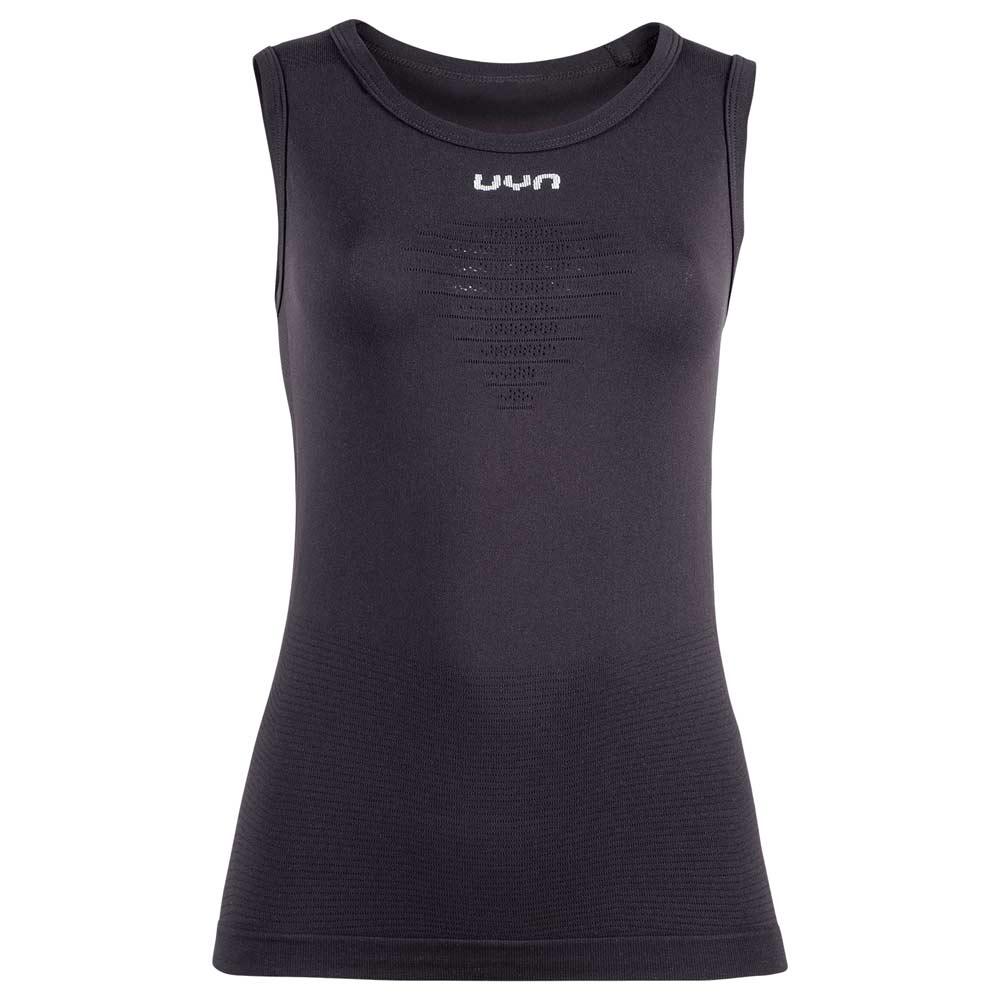 UYN Energyon Lady Underwear Singlet - Black