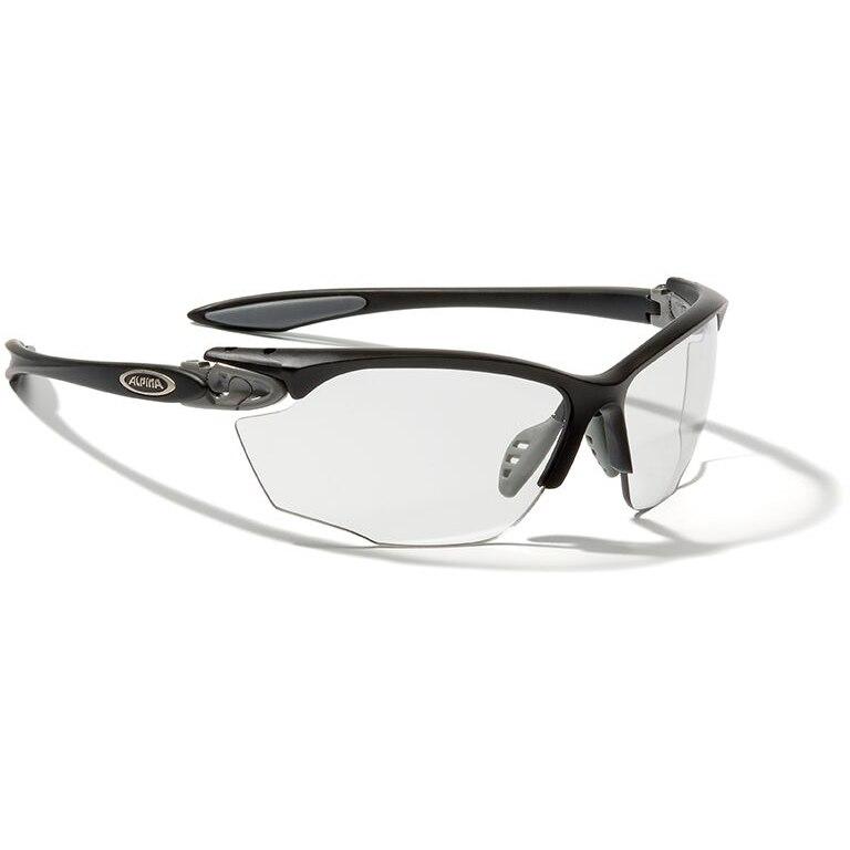Alpina Twist Four VL+ black grey / Varioflex+ black fogstop - Glasses