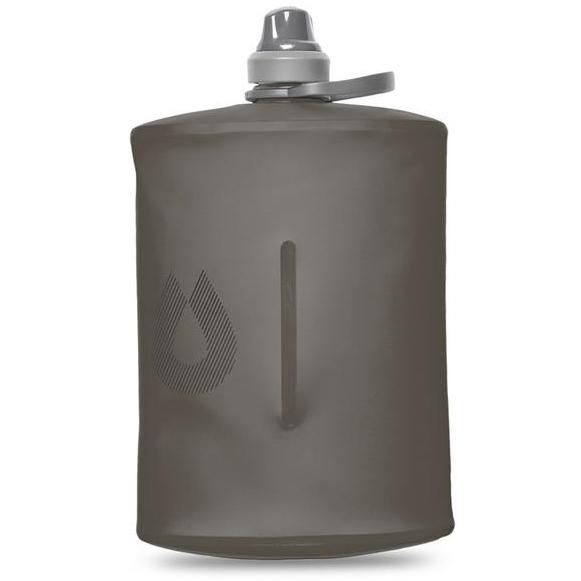 Produktbild von Hydrapak Stow™ 1L Faltflasche - Mammoth Grey