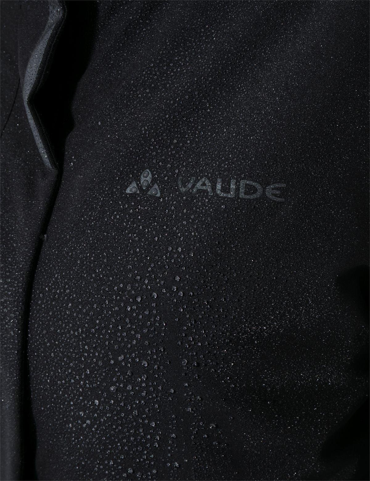 Bild von Vaude Cyclist Wattierte Damenjacke IV - schwarz