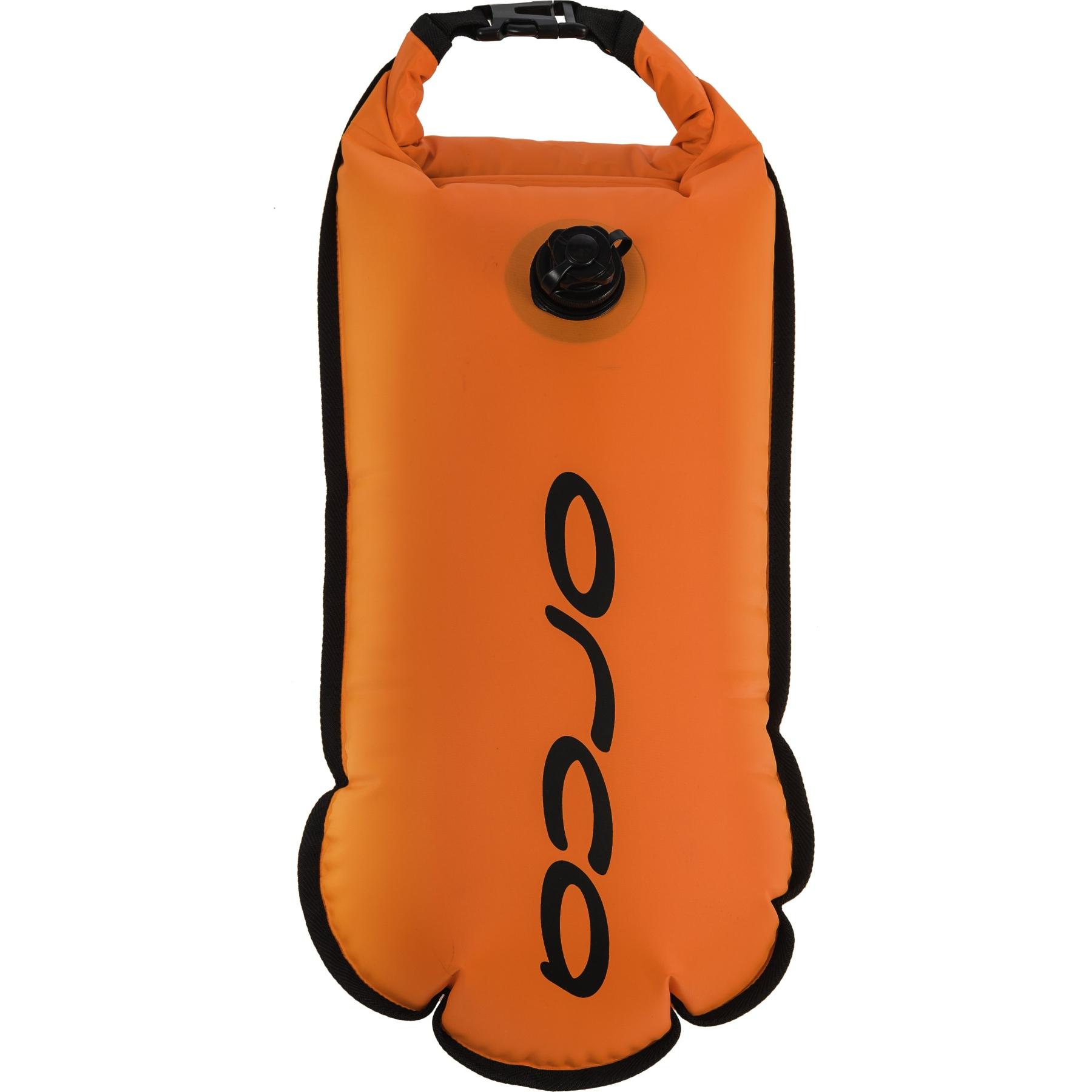 Orca Safety Buoy Sicherheitsboje - high vis orange