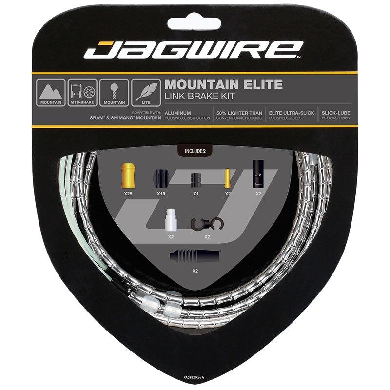 Jagwire Elite Link Mountain Bremszugset