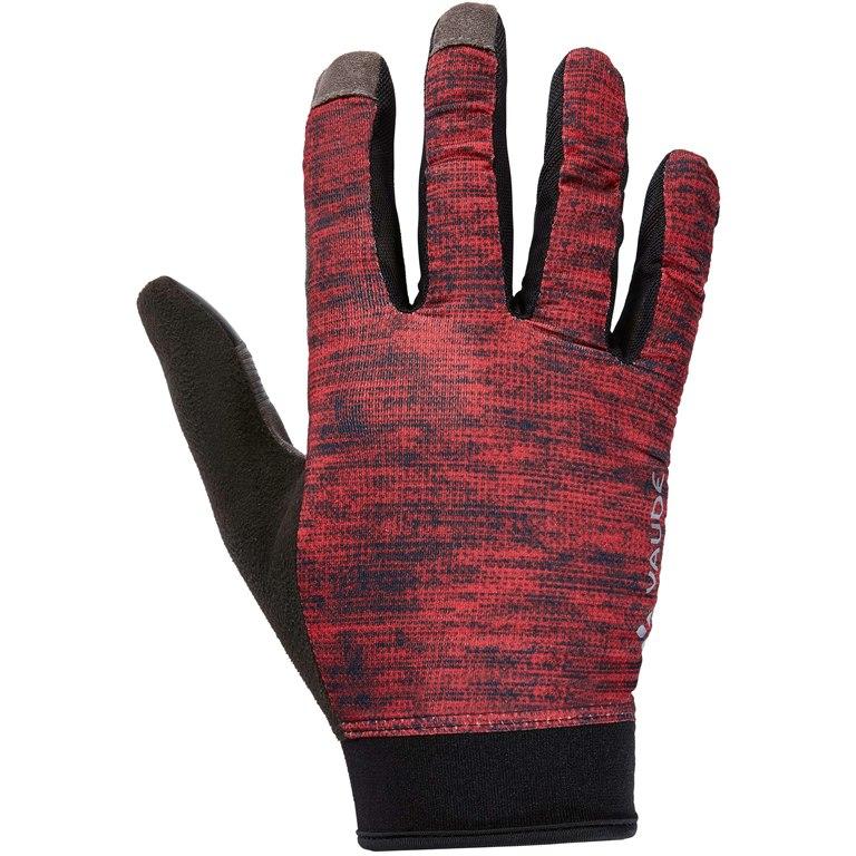 Vaude Men's Dyce Gloves II Vollfinger-Handschuh - mars red