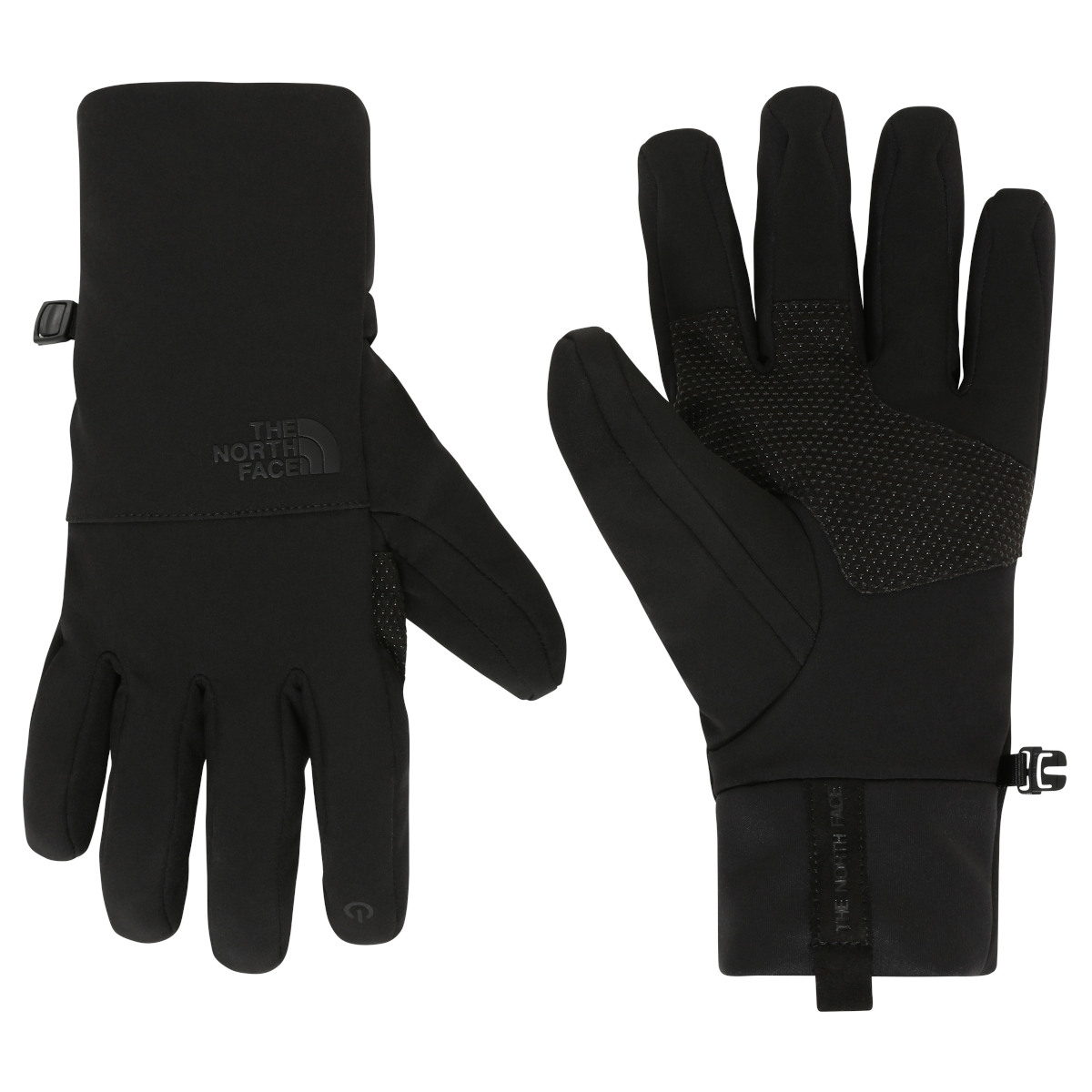 Picture of The North Face Men's Apex Etip Gloves - TNF Black