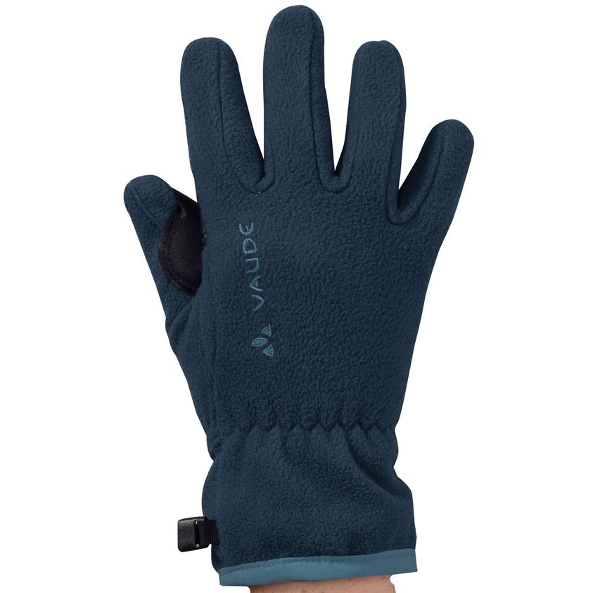 Vaude Pulex Kinder Handschuhe - dark sea
