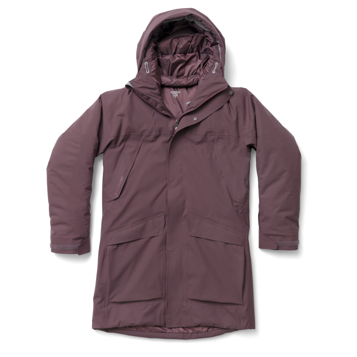 Houdini Women's Fall In Parka - Red Illusion