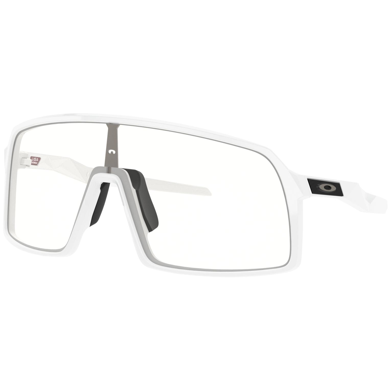 Foto de Oakley Sutro Gafas - Blanco Pulido/Transparente - 0OO9406-5437