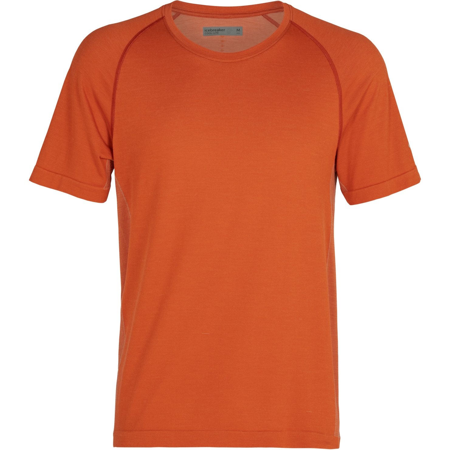 Icebreaker Motion Seamless Crewe Herren T-Shirt - Roote