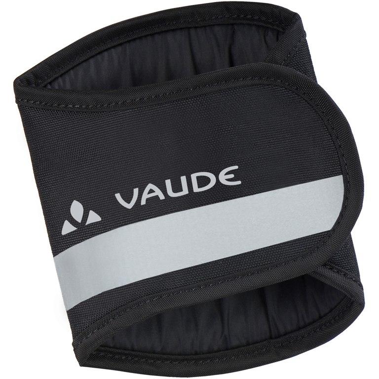 Vaude Chain Protection Hosenbeinschutz - schwarz