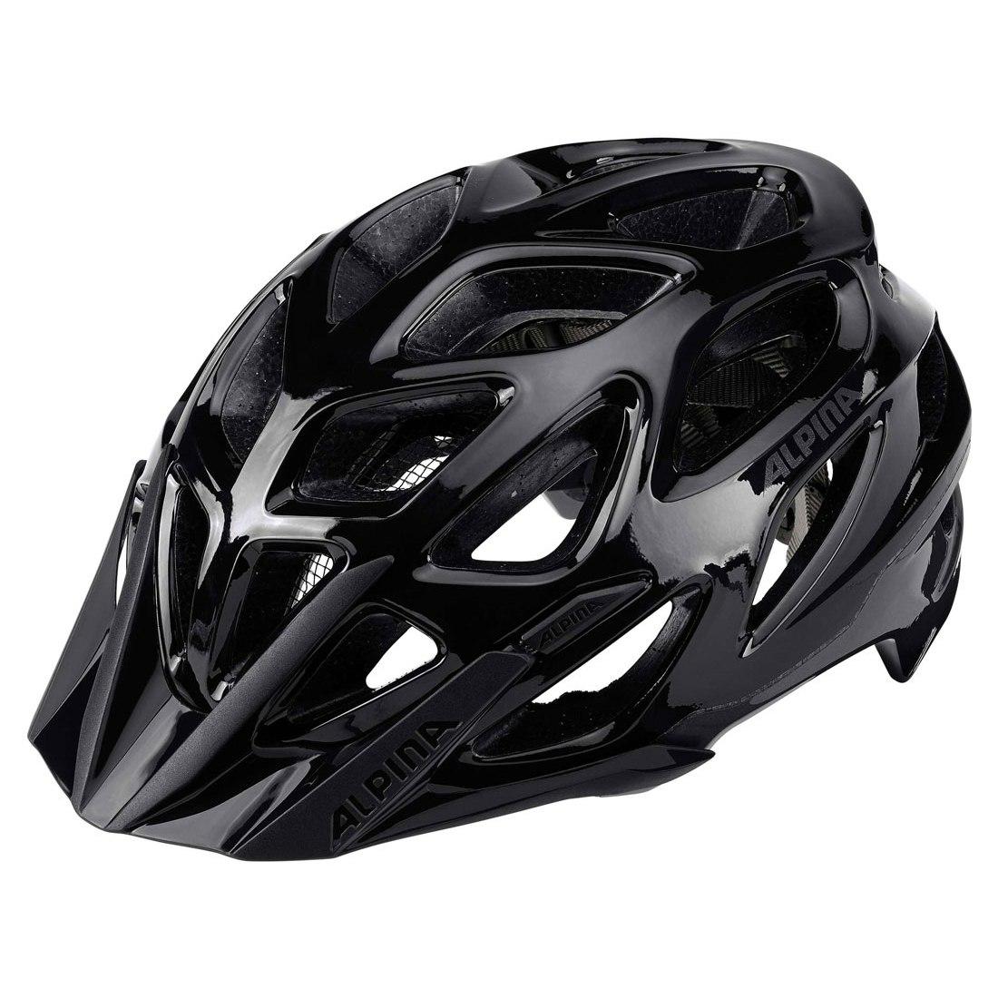 Alpina Mythos 3.0 Helmet - black-anthracite