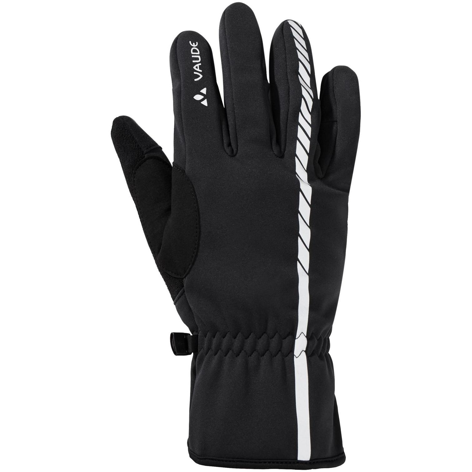 Vaude Kuro Gloves II - black uni