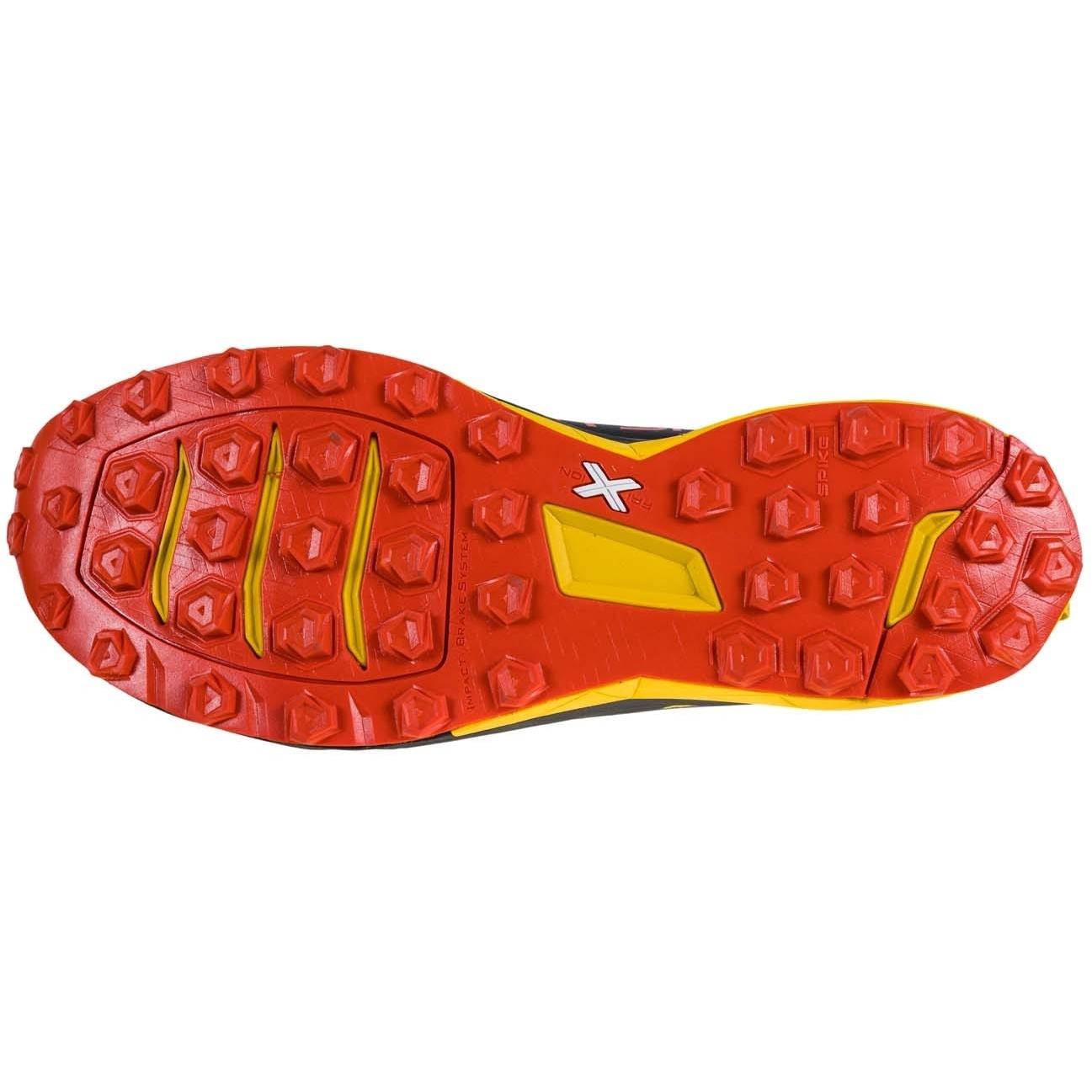 Image of La Sportiva Kaptiva GTX Running Shoes - Black/Yellow