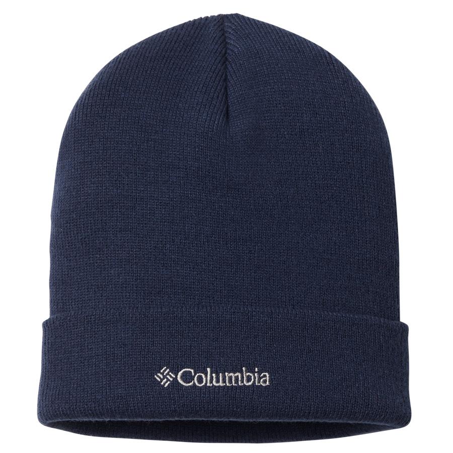 Image of Columbia City Trek Heavyweight Beanie - Collegiate Navy