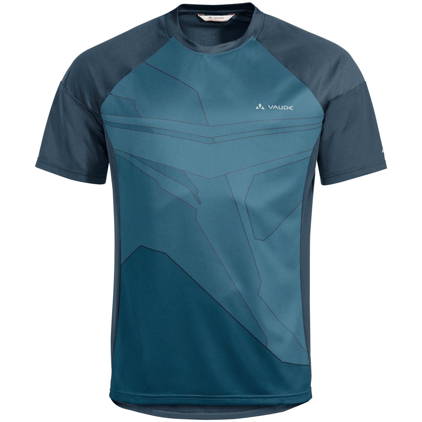 Bild von Vaude Moab T-Shirt VI - blue gray