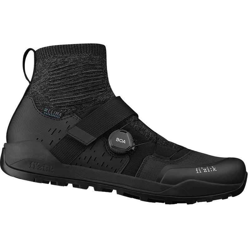 Foto de Fizik Terra Clima X2 - Zapatillas MTB - black/black