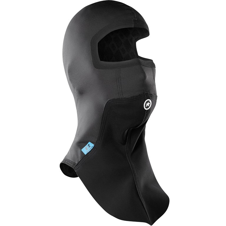 Image of Assos ASSOSOIRES Ultraz Winter Face Mask - blackSeries