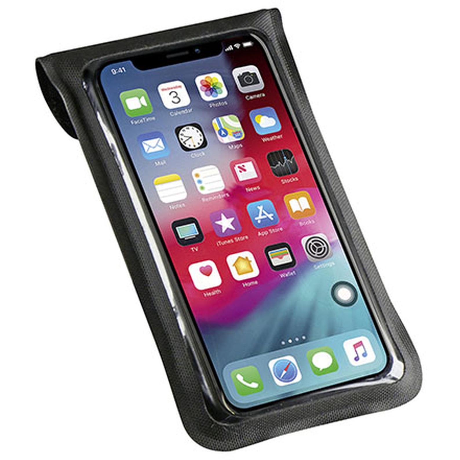 KLICKfix PhoneBag Light S Smartphone Lenkertasche - black
