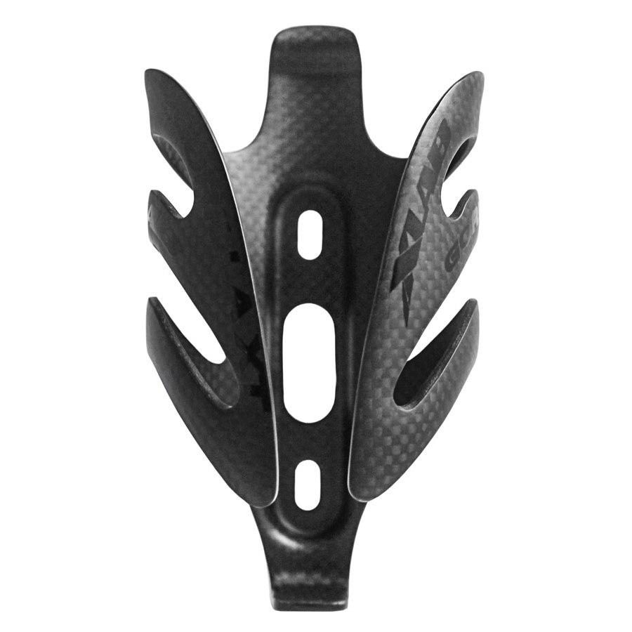 Bild von XLAB Gorilla XT Cage Carbon Flaschenhalter - schwarz matt