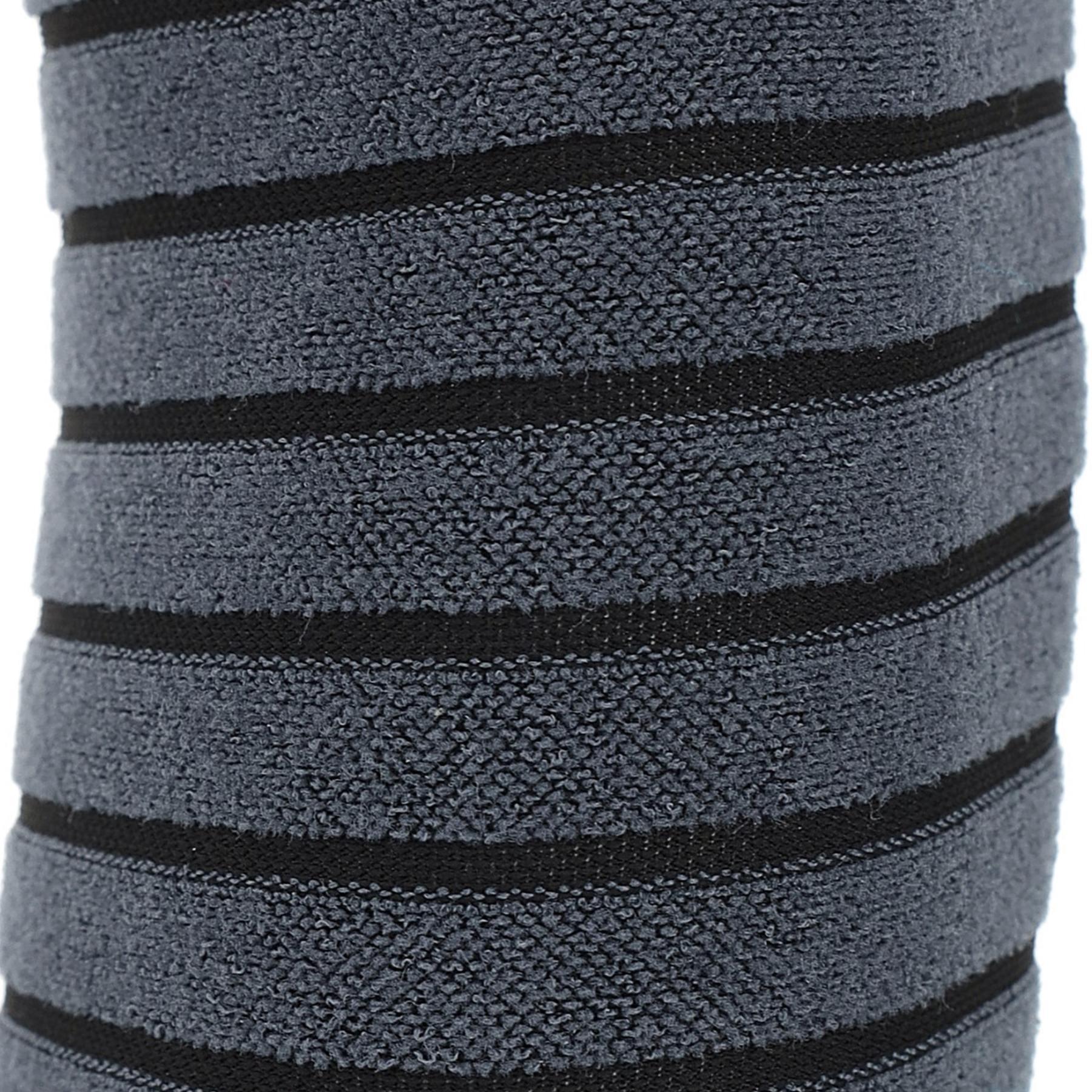 Image of UYN Buffercone Legwarmers Unisex - Black/Anthracite