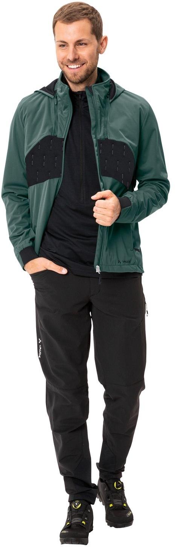 Image of Vaude Men's All Year Moab ZO Jacket - black