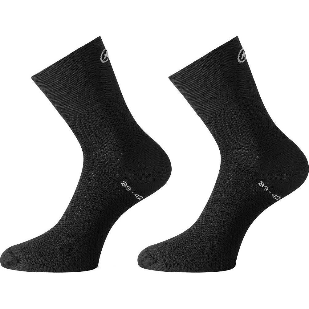 Produktbild von Assos ASSOSOIRES MILLE GT Socken - blackSeries