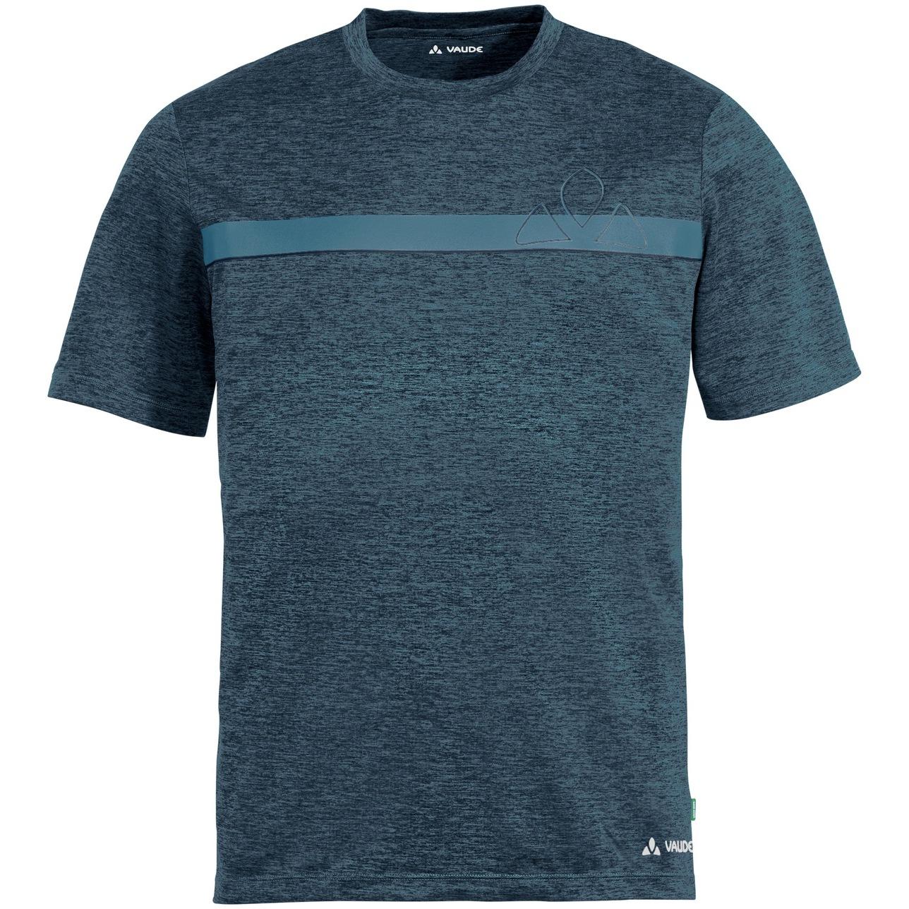 Vaude Bracket T-Shirt - steelblue