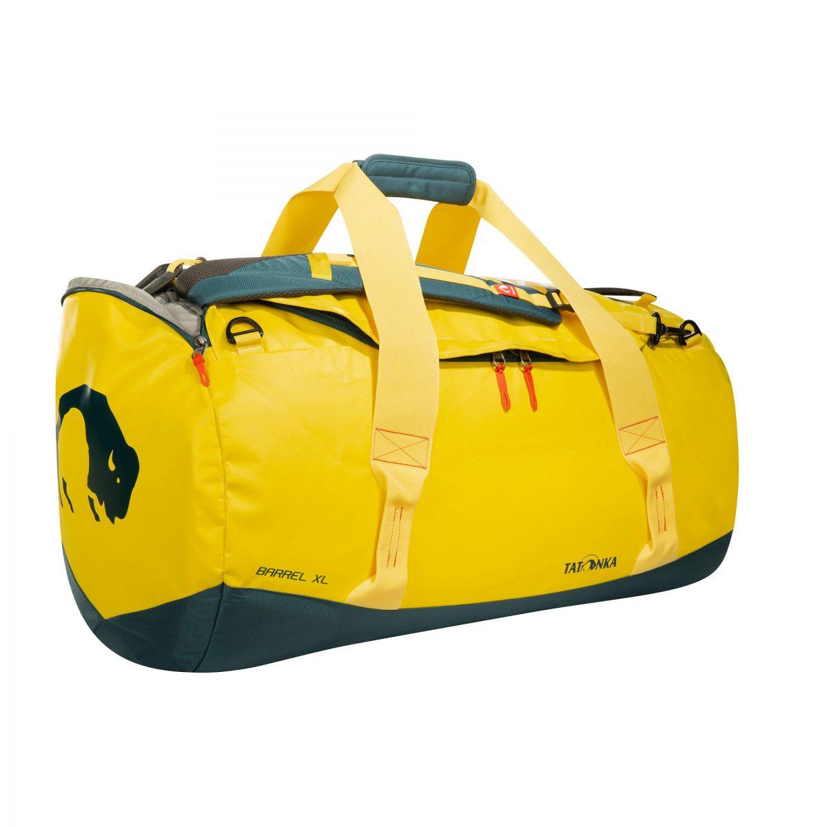 Picture of Tatonka Barrel XL Travel Bag - solid yellow