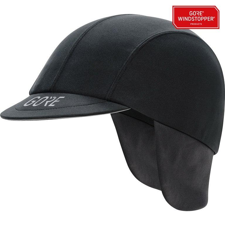 GORE Wear C5 GORE® WINDSTOPPER® Road Cap - black 9900