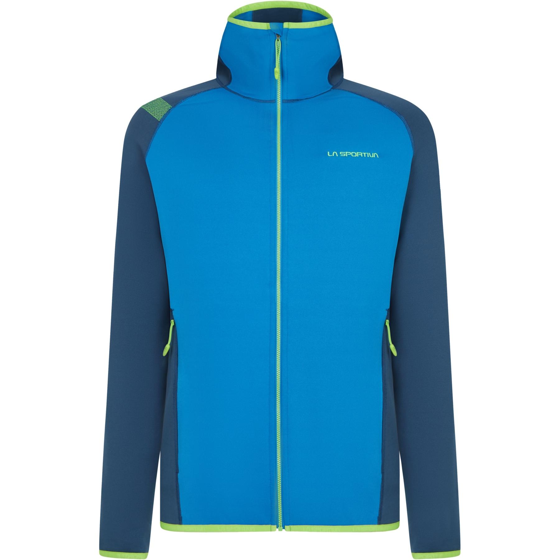 La Sportiva Gemini Hoody Jacket - Aquarius/Opal