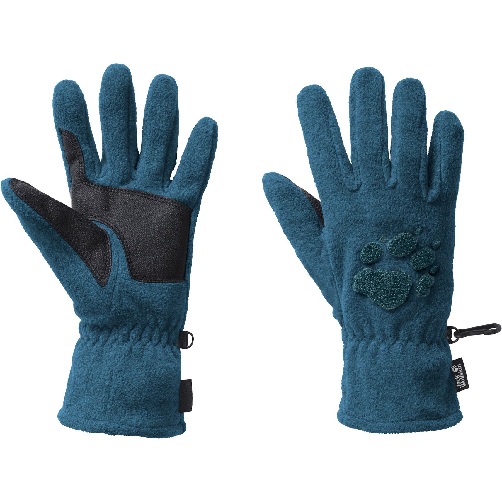 Jack Wolfskin Paw Handschuhe - dark cobalt