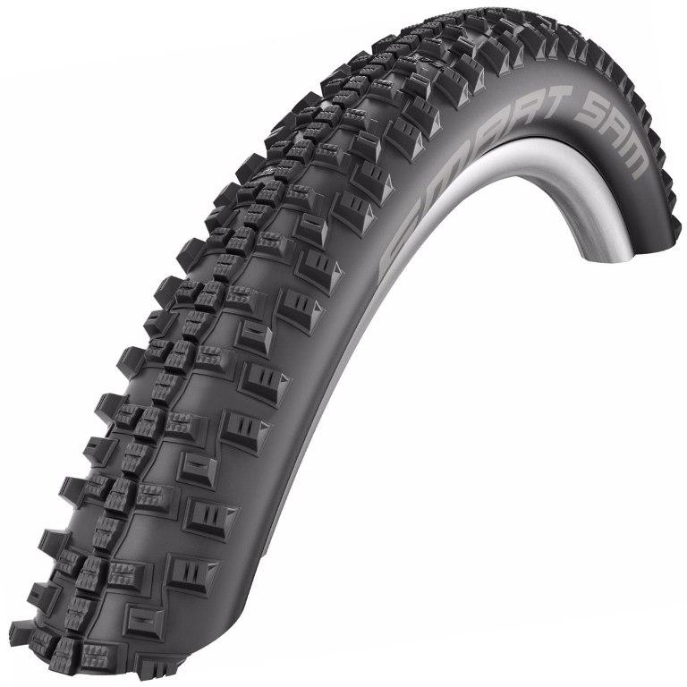 Picture of Schwalbe Smart Sam Performance MTB Wire Bead Tire - Addix - 20x2.35 Inches